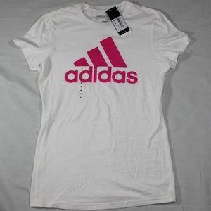-NWT- Adidas Go-To Tee